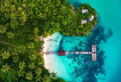 Swap Bali for Raja Ampat
