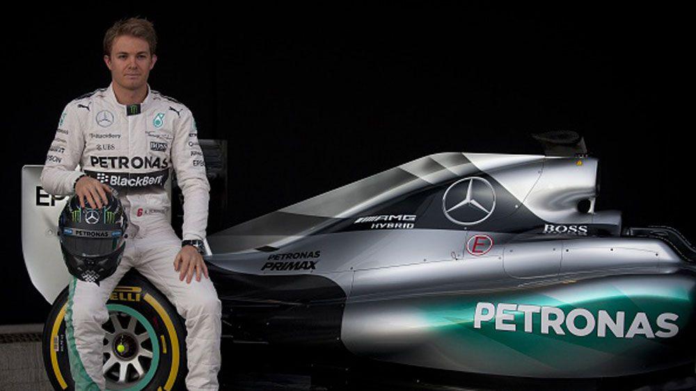 Nico Rosberg. (Getty)