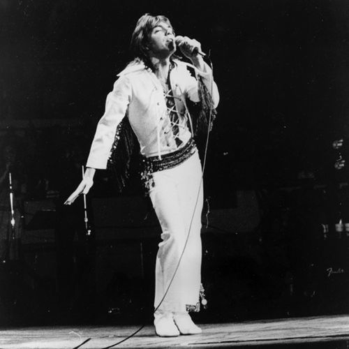 David Cassidy performing in 1972. (AAP file image)