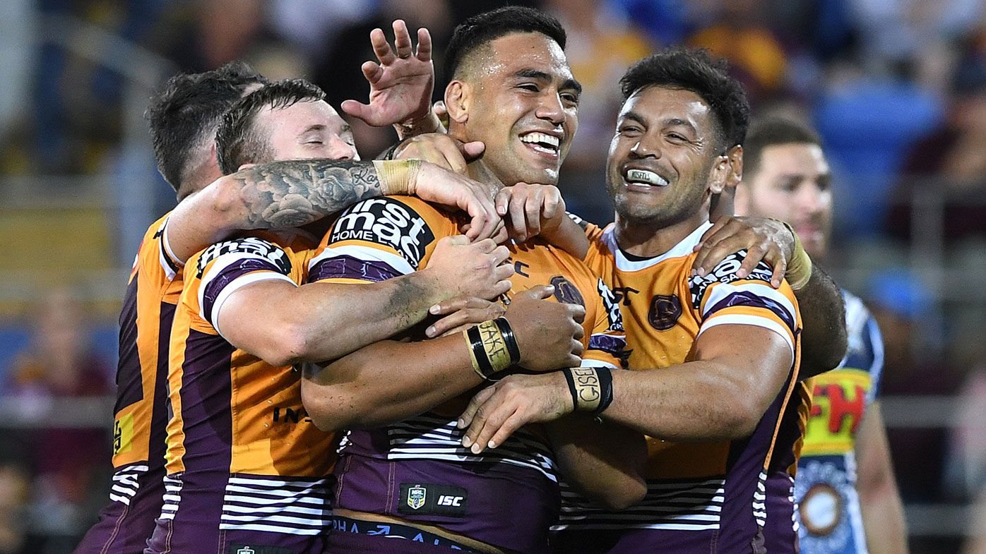 Brisbane Broncos boosted by crucial victory over Gold Coast