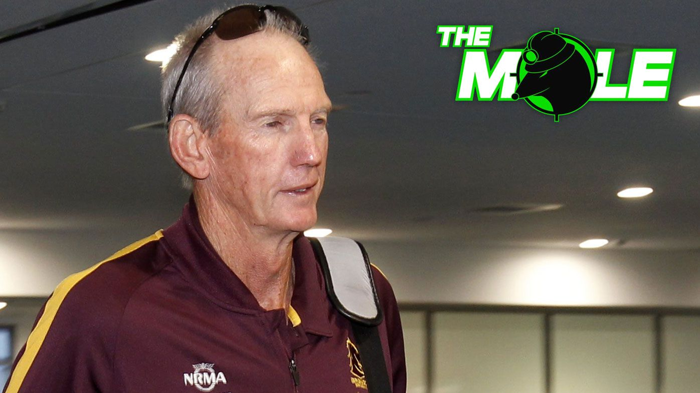 The Mole: Pressure to sack Brisbane Broncos chairman if Wayne Bennett chased