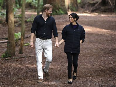 Reporter dismisses claims Meghan is being chased.