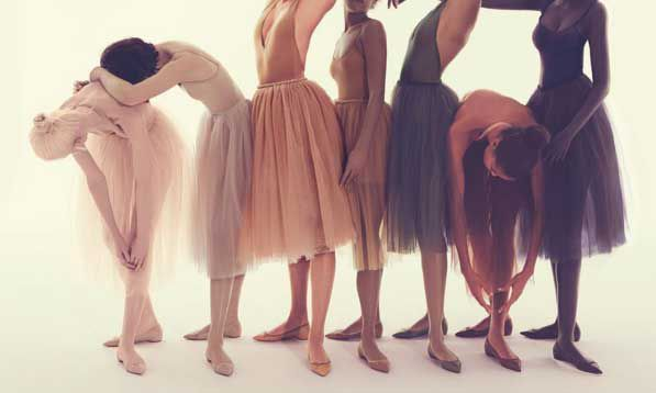 Christian Louboutin wants you to go nude