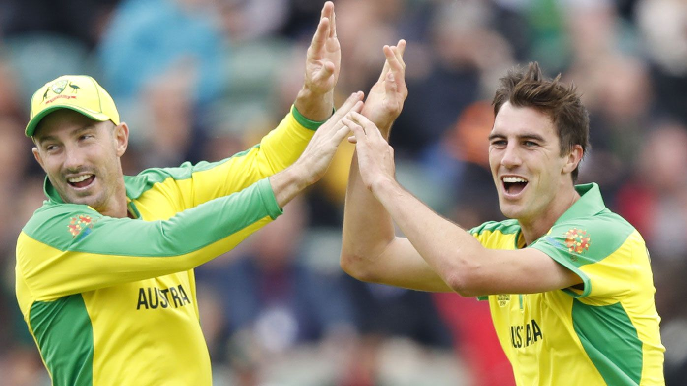 Pat Cummins, Mitchell Starc not feeling World Cup pace pressure