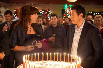 You either love Adam Sandler movies or you don't. Or you think he used to make better movies. No matter how you see it, <i>Jack and Jill</i> is certainly no <i>Wedding Singer</i>. At least Al Pacino was mildly entertaining ...