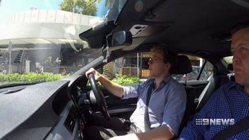 The 'Zero Drivers' app that is taking on Uber
