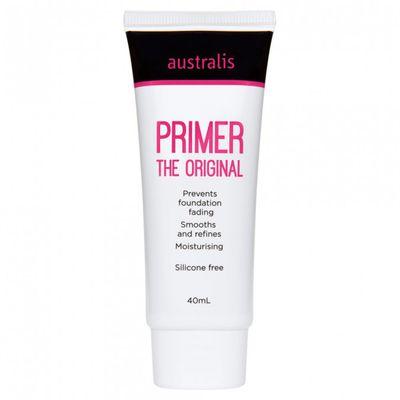 """<a href=""""https://www.priceline.com.au/australis-primer-40-ml?gclid=EAIaIQobChMIndGK3oXO1QIVygQqCh2jUQexEAQYASABEgIE6_D_BwE&amp;gclsrc=aw.ds"""" target=""""_blank"""">Australis Primer, $14.95.</a>"""