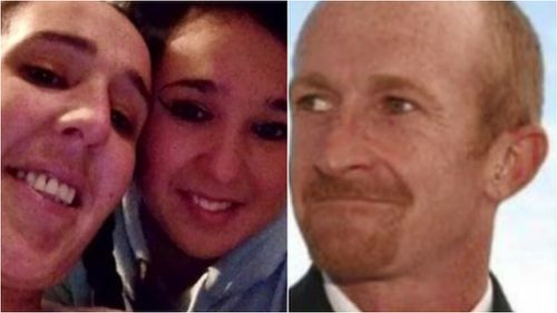 Tanya Burmeister, 15-year-old daughter Zoe, and David Griffiths all died in the blaze.