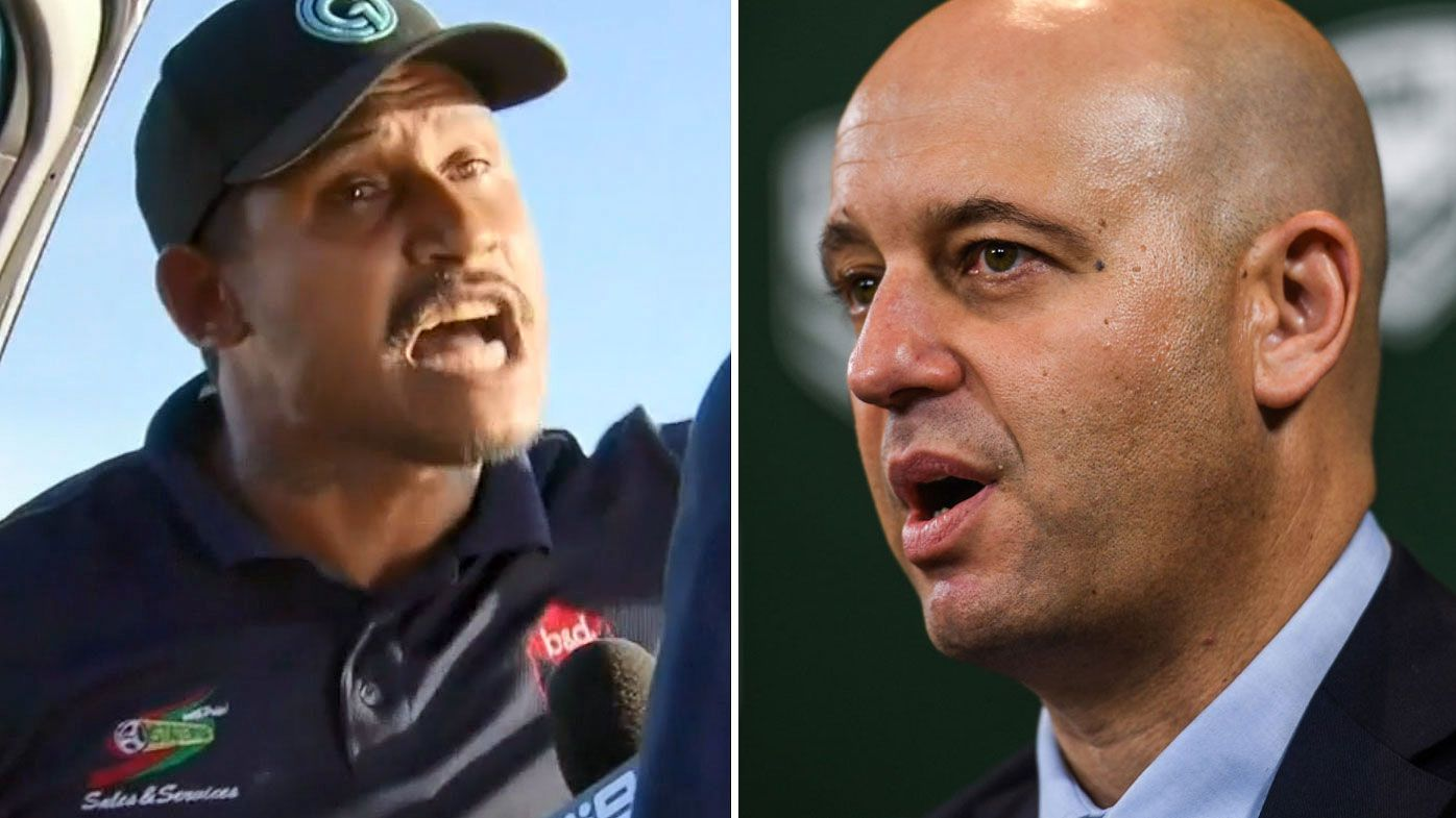 Ricky Stuart calls on NRL CEO Todd Greenberg to force offending players into the workforce and consider capping their salaries