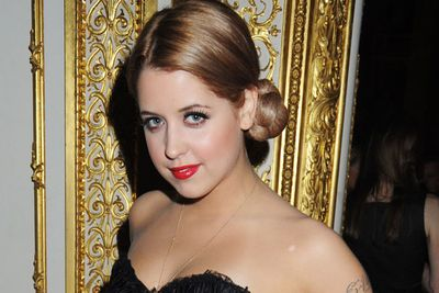 Peaches confirmed in 2009 that she was now practising Scientology.<br/><br/>(Image: Getty)