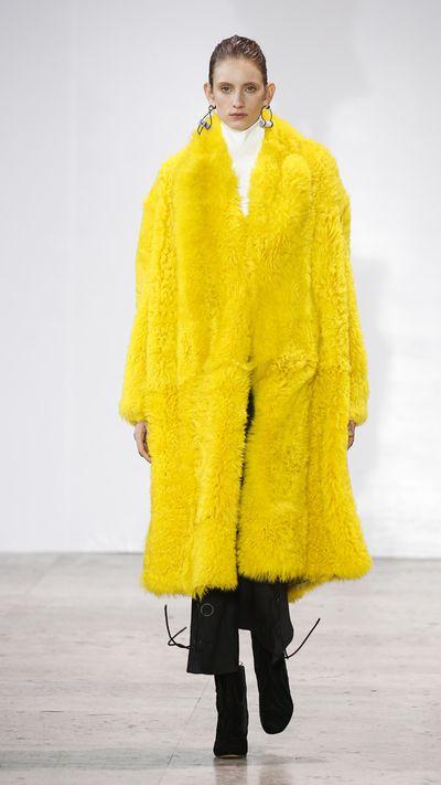 Ellery, autumn/winter '17, Paris Fashion Week.