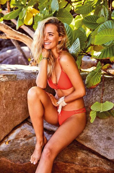 "<p>Tahnee Atkinson and Brooke Hogan are they latest Aussie models to front for <a href=""https://style.nine.com.au/2017/10/24/09/14/elyse-knowles-in-lingerie-shoot-images-video-the-block-star-sizzles-hot-girl"" target=""_blank"" title=""Bras N Things'"" draggable=""false"">Bras N Things'</a> new swimwear collection.</p> <p>Shot on Queensland's Fitzroy Island, the sun kissed duo show off the new range from the <a href=""https://style.nine.com.au/2018/08/06/10/32/bras-n-things-lingerie-samantha-jade"" target=""_blank"" title=""iconiclingerie brand"" draggable=""false"">iconic lingerie brand</a>, with swimsuits and bikinis to suit every  shape and style.</p> <p>Taking their knowledge from the bedroom to the beach and aiming to marry style and comfort, the Blue Ruby and Vamp ranges boast hidden features such as underwire, figure shaping fabrics, full coverage and one style including the label's popular Body Bliss cup for extra support.</p> <p>""Our expert design team are always refining our collections for comfort and fit, and this season they have really focused on support - including styles that go up to an E cup and shaping fabrics which will make every woman feel her best when she steps out in our swimwear,"" tells Francesca Anderson, General Manager of Product, Bras N Things.</p> <p>""All key summer trends are featured in this collection, including fun frills, cut out details and strapping. It's one of our hottest, fashion forward swimwear collections ever.""</p> <p>Click through to take a look at the collection. </p>"