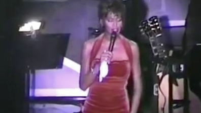 The late Whitney Houston also featured.