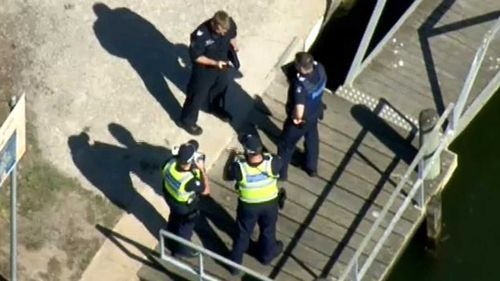 Another body part found in Victorian river
