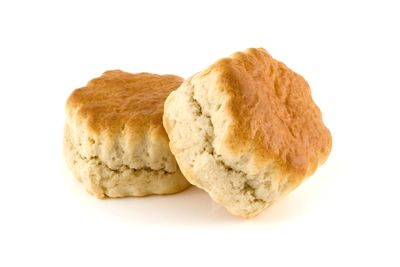 Scone: up to 2 teaspoons of sugar