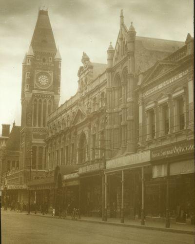 Hay Street, Perth