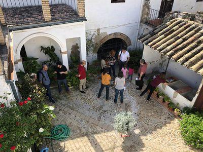 20. Courtyard Houses of Axerquía, Spain.