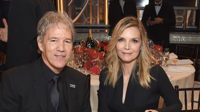 Michelle Pfeiffer and David E. Kelly list sprawling Spanish-style estate