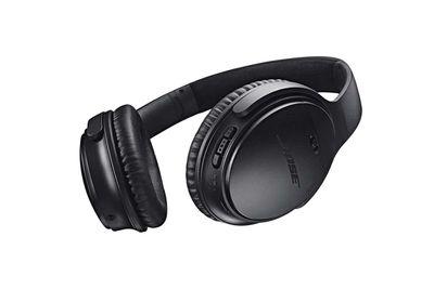 "<strong>Bose Quiet Comfort 35<a href=""https://www.bose.com.au/en_au/products/headphones/noise_cancelling_headphones.html?mc=20_PS_HP_BO_GO_&gclid=CjwKEAiAm8nCBRD7xLj-2aWFyz8SJAAQNalatbHfn3nKyYChJ6Ch6h-SnW4oFPl2wBz9Mw0rzyyabxoCpz7w_wcB&gclsrc=aw.ds"">noise-cancelling headphones</a>, $499</strong>"