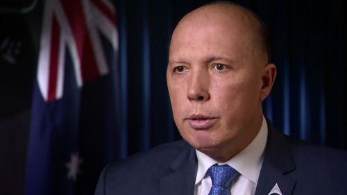 Dutton in Colombo to head off asylum boats
