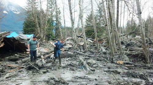 Eight dead, 108 missing after US mudslide