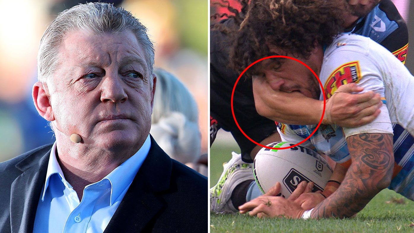 Phil Gould blasts the NRL Judiciary over their Kevin Proctor guilty verdict. (Getty)