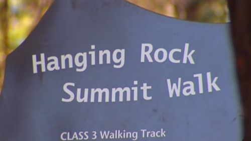 The landmark features a popular walking track. (9NEWS)