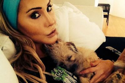 @chloelattanzi: Seriously! Love my fuzzy little ewok!!!!! #love #baby #heaven #puppy