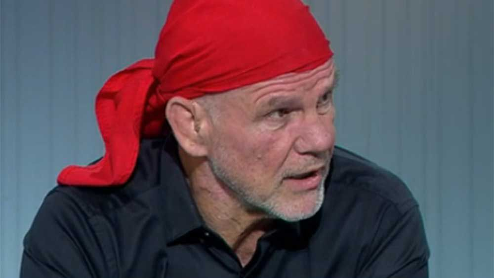 AFL: Peter FitzSimons wants 'pox' to befall St Kilda Saints