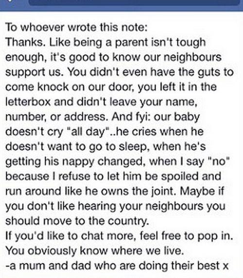 Trish's Facebook post. (Facebook)