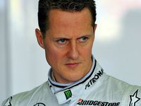 Michael Schumacher set for $50m move