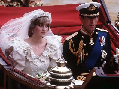 Diana, Princess of Wales and Prince Charles