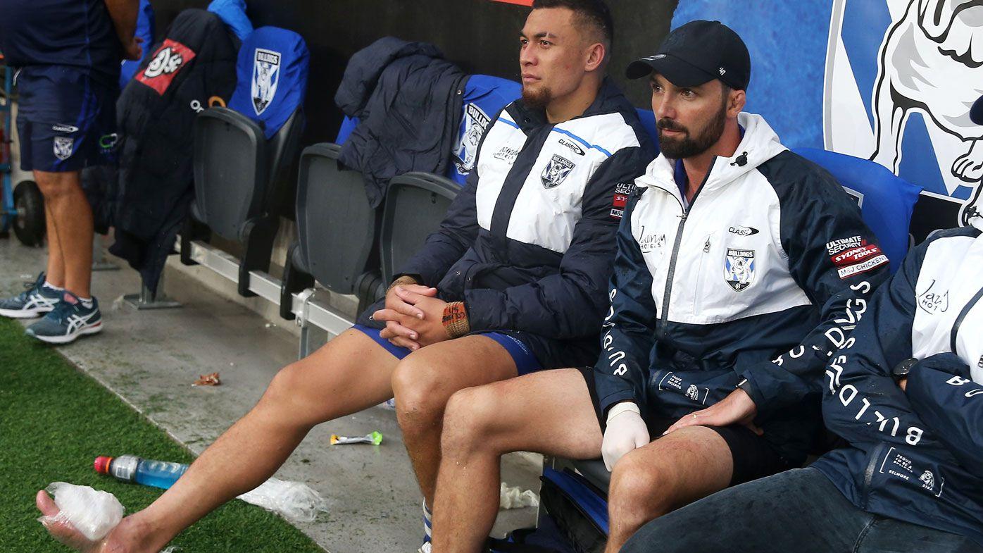 Dogs dealt huge blow as club confirm Raymond Faitala-Mariner out for 16-20 weeks