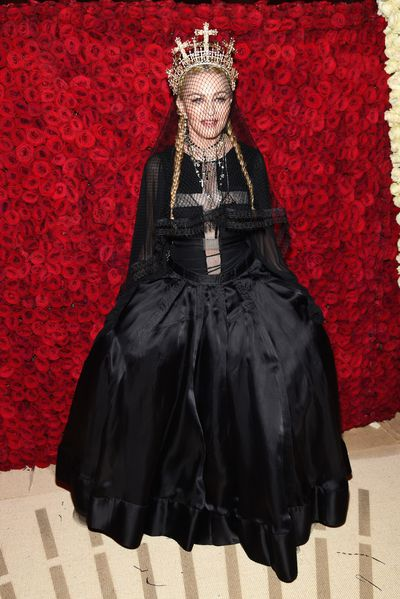 """On August 16, <a href=""""https://style.nine.com.au/2018/03/08/16/46/stylish-women-of-all-time/9"""" target=""""_blank"""" title=""""Madonna turns sixty."""" draggable=""""false"""">Madonna turns sixty.</a> A milestone moment that instantly evokes feelings of nostalgia in those that have danced, gyrated, sung and attempted to dress like the world's most iconic female performer.<br /> <br /> It's hard to define Madonna's legacy in a few simple paragraphs. There are essays, studies and seminars dedicated to her cultural impact, music messages and feminist status, but we're here to talk about her sartorial success.<br /> <br /> With a career that's included 12 studio albums, 22 films, a fashion line and <a href=""""https://style.nine.com.au/2018/03/08/14/30/madonna-kim-kardashian-beauty-skincare"""" target=""""_blank"""" title=""""a skincare range,"""" draggable=""""false"""">a skincare range,</a> the Michigan-native has proven herself to be a high-priestess of reinvention throughout her four decades in the spotlight.<br /> <br /> Through <em>Like a Virgin</em> and Like a Prayer she defined '80s excess with lace tops, crucifix jewellery, fishnet stockings and bleached hair.<br /> <br /> In the late '90s it was her dark fringe and red kimono designed by Jean Paul Gaultier that brought the decades' minimalism love to a close.<br /> <br /> Madge's unapologetic fight against the ageism she started to experience around when<em> Confessions on a Dance Floor </em>was released in 2005, saw her slip her into a leotard and fishnet stockings at age 47.<br /> <br /> """"I am my own experiment. I am my own work of art,' Madonna famously told <em>Vanity Fair</em> in 1991.<br /> <br /> In honour of sixty years of fashion's most rebellious chameleon, we look back at 20 of Madonna's most memorable looks."""