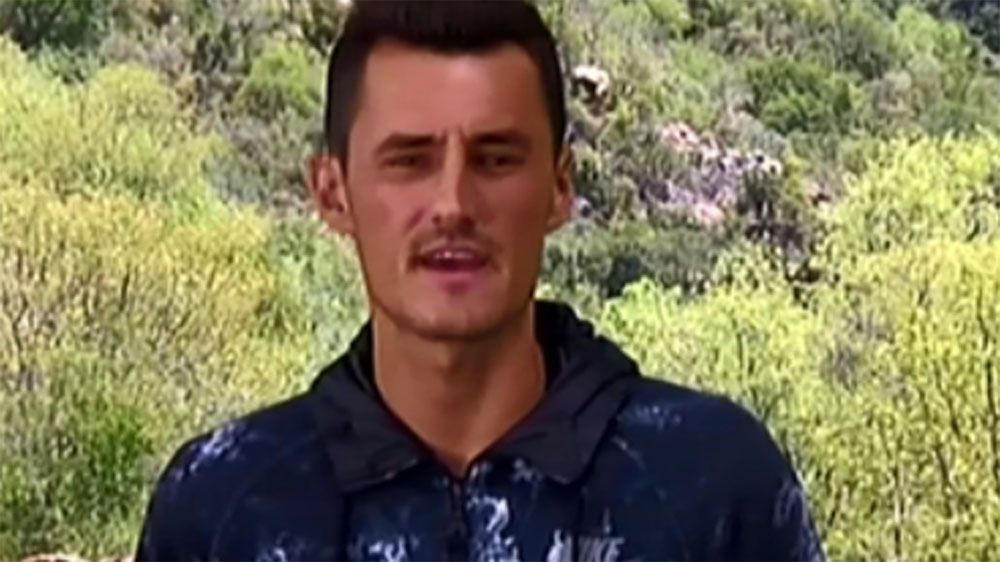 "Bernard Tomic labels Tennis Australia ""corrupt"" and hits back at Lleyton Hewitt"