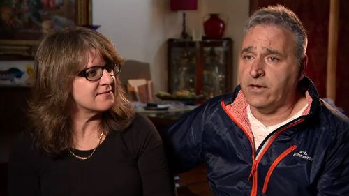 Paula and Tom claim they will be forced to pull down three units on their Melbourne property after a build went wrong.