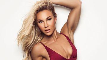 How a Sydney fitness model tried to break into WWE