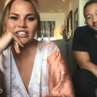 Chrissy Teigen reveals why she's thriving in isolation