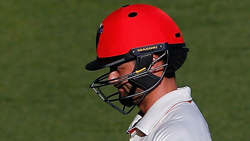 Callum Ferguson was dimissed cheaply for South Australia. (Getty Images)