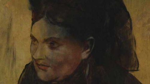 Aussie research team finds hidden woman behind 18th century portrait