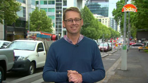 Bicycle Network CEO Craig Richards is leading the push for the mandatory rules around bike helmets to be changed.