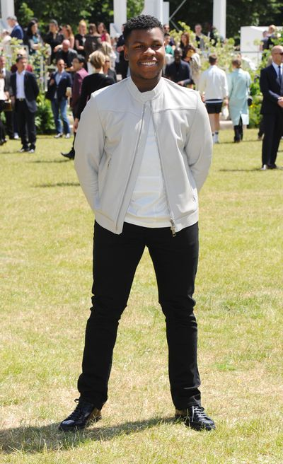 <p>Actor John Boyega&nbsp;</p>