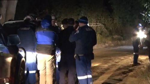 Emergency services respond to a hiker tragedy in the Blue Mountains.