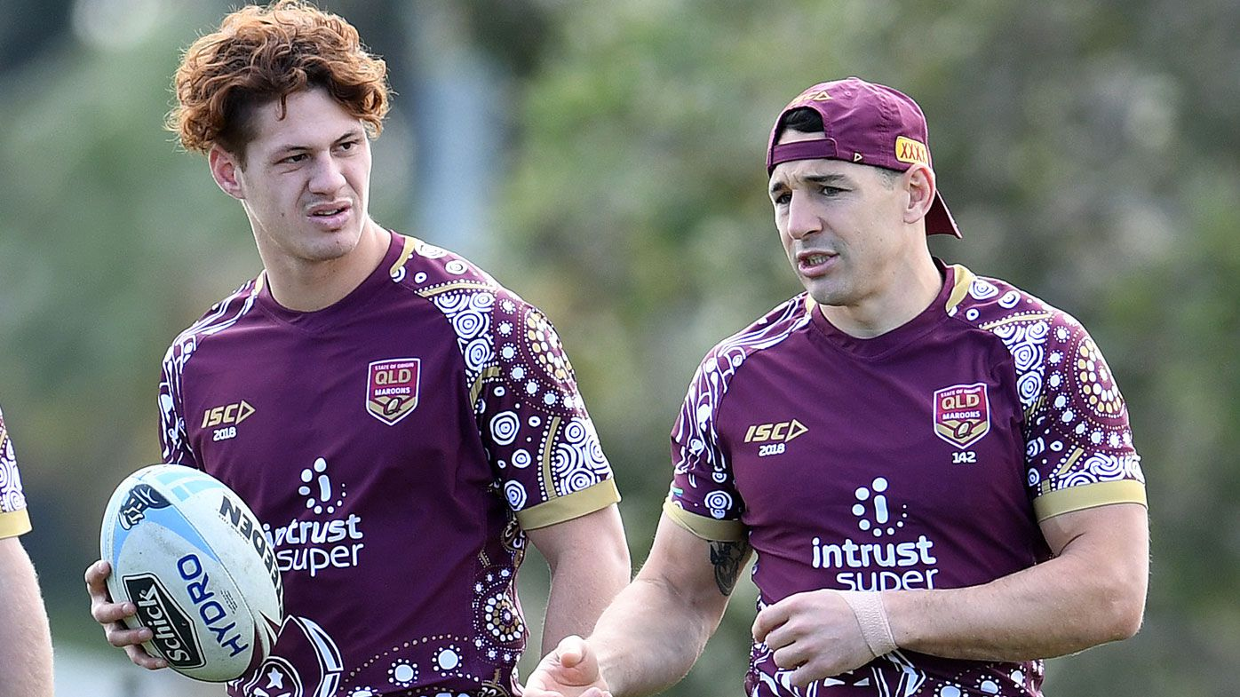 Kalyn Ponga can start for Maroons in Origin, says Trevor Gillmeister