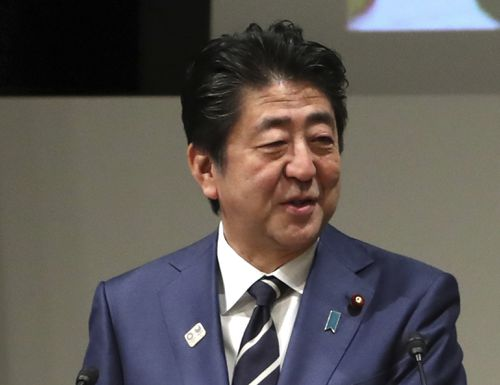 "The cabinet of Japan's Prime Minister Shinzo Abe confirmed it is looking to buy a ""highly competent fighter jet"" in December."