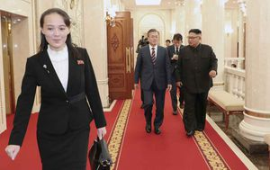 Who is Kim Yo-Jung? North Korea's heiress apparent