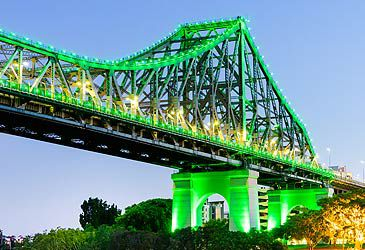 Daily Quiz: Which Brisbane bridge links Fortitude Valley to Kangaroo Point?
