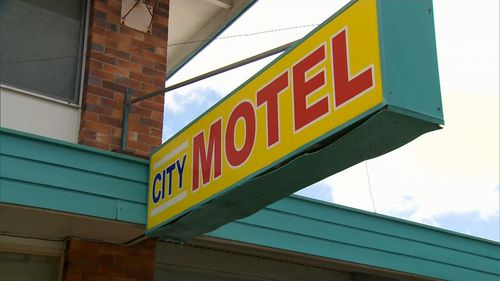 Emergency services were called to the Maryborough City Motel about 5am today following reports of a disturbance.