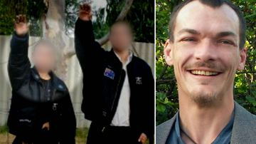 'Aryan Nation death squad took turns bashing man with hammer'