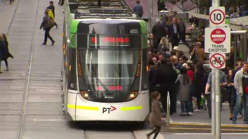 Double whammy as trams and taxis to strike in Melbourne